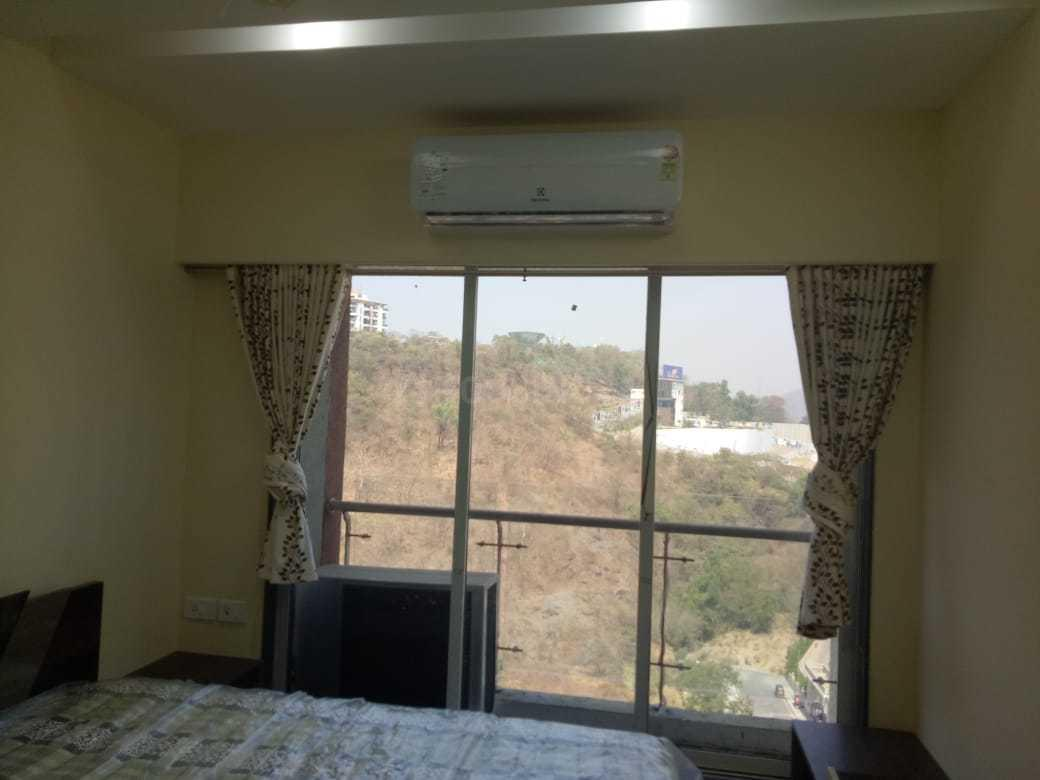 Bedroom Image of 1800 Sq.ft 3 BHK Apartment for rent in Belapur CBD for 75000