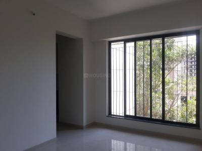 Gallery Cover Image of 515 Sq.ft 1 BHK Apartment for rent in Kasarvadavali, Thane West for 11000