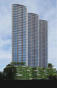 Gallery Cover Image of 2350 Sq.ft 3 BHK Apartment for buy in Goregaon East for 45600000