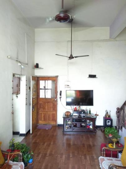 Hall Image of 930 Sq.ft 2 BHK Apartment for buy in Airoli for 13500000