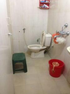 Bathroom Image of Lakshminarayana Flat in Choolaimedu