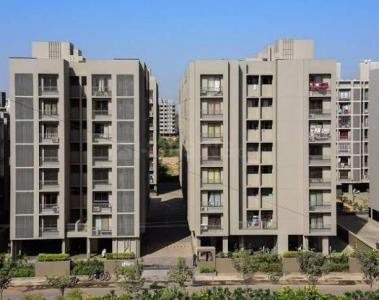 Gallery Cover Image of 1175 Sq.ft 2 BHK Apartment for rent in Swati Residency 5, Chandkheda for 11000