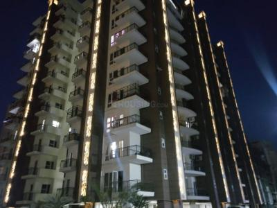 Gallery Cover Image of 635 Sq.ft 1 BHK Apartment for buy in Oxirich Square One, Ahinsa Khand for 4300000