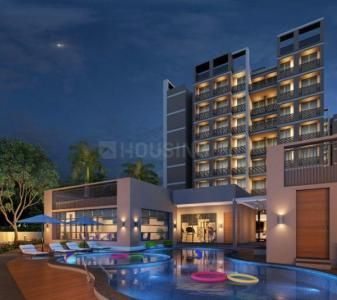 Gallery Cover Image of 830 Sq.ft 2 BHK Apartment for buy in Rasayani for 2850000
