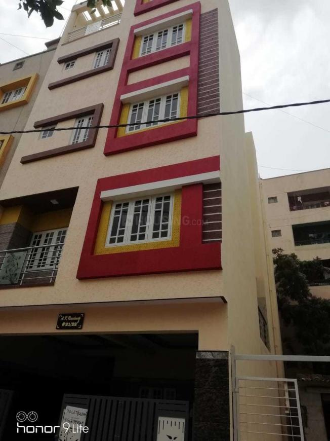 Building Image of 1200 Sq.ft 3 BHK Apartment for rent in GB Palya for 21000