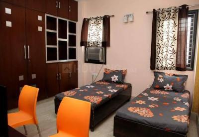 Bedroom Image of Subhavan PG in Uttam Nagar