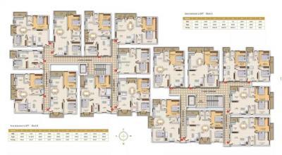 Gallery Cover Image of 1053 Sq.ft 2 BHK Apartment for buy in Sanathana Vrushabhadri Mountain, Vibhutipura for 5682000