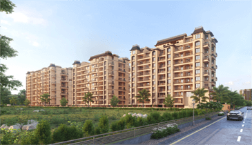 Gallery Cover Image of 891 Sq.ft 1 BHK Apartment for buy in Delta Shree Residency, Chikhali for 3500008