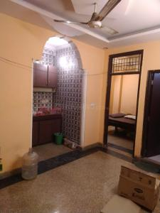 Gallery Cover Image of 420 Sq.ft 1 BHK Independent Floor for rent in New Ashok Nagar for 7600