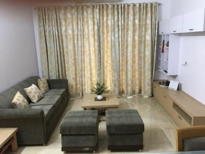 Gallery Cover Image of 890 Sq.ft 2 BHK Apartment for rent in Dosti Imperia, Thane West for 40000