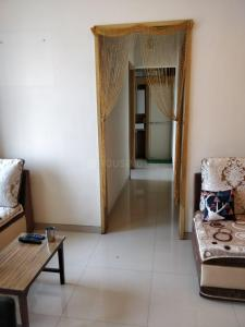 Gallery Cover Image of 970 Sq.ft 2 BHK Apartment for rent in Strawberry Sandstone, Mira Road East for 19000