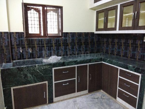 Kitchen Image of 1540 Sq.ft 3 BHK Independent House for rent in Bandlaguda Jagir for 13000
