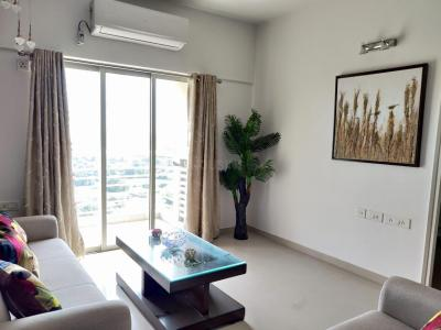 Gallery Cover Image of 1300 Sq.ft 2 BHK Apartment for rent in Prahlad Nagar for 25000