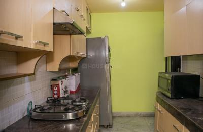Kitchen Image of Manju Nest in Sector 49