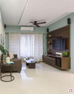 Gallery Cover Image of 4415 Sq.ft 5 BHK Apartment for rent in Marvel Marvel Sonnet, Viman Nagar for 120000