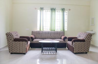 Living Room Image of PG 4643108 K R Puram in Krishnarajapura