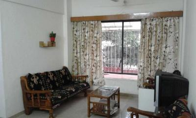 Gallery Cover Image of 650 Sq.ft 1 BHK Apartment for rent in Santacruz West for 55000