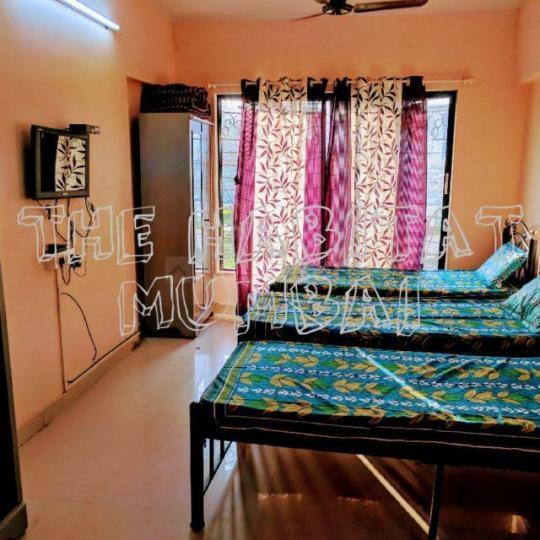 पवई में द हैबिटट मुंबई में बेडरूम की तस्वीर