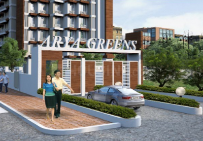 Gallery Cover Image of 249 Sq.ft 1 RK Apartment for buy in Arya Greens, Bhandup West for 3300000