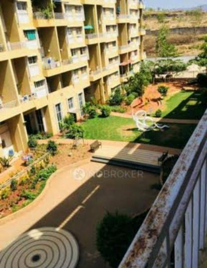 Balcony Image of 886 Sq.ft 2 BHK Apartment for buy in Warje Malwadi for 6000000