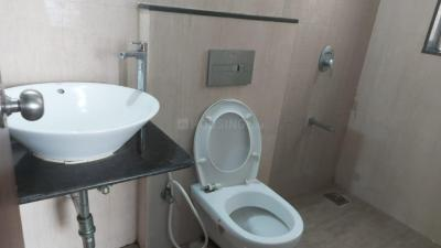 Bathroom Image of PG In Thane West For Ladies/ Female Ynh in Hiranandani Estate