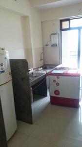 Kitchen Image of Shivam PG in Ghansoli