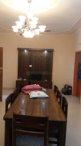 Dining Area Image of 3 Bhk Fully Furnished Floor In Sector 14 in Sector 14