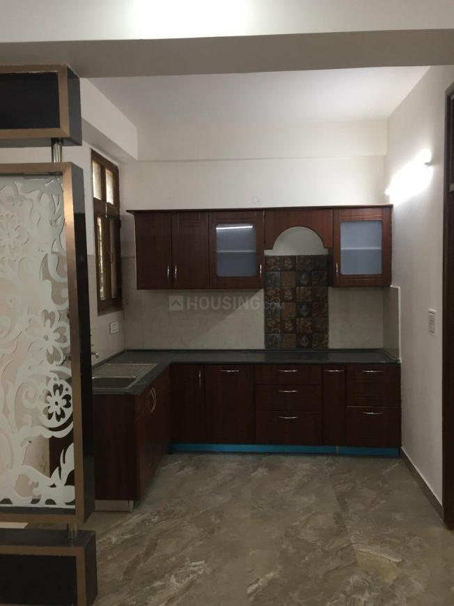 Kitchen Image of 950 Sq.ft 2 BHK Independent House for buy in Nyay Khand for 4000000