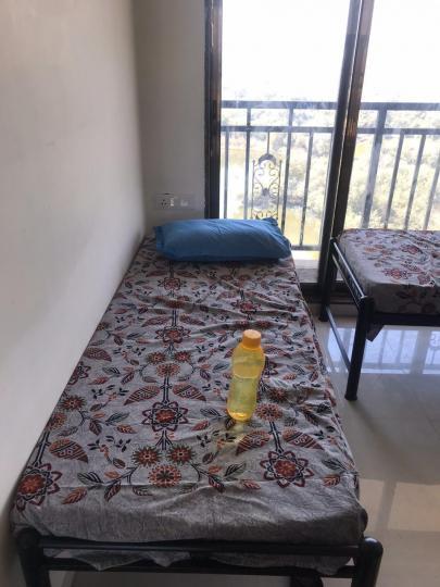 पीजी 4193844 ऐरोली इन ऐरोली के बेडरूम की तस्वीर