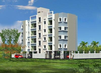 Gallery Cover Image of 887 Sq.ft 2 BHK Apartment for buy in Eden Ivory, Nayabad for 3300000