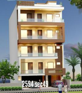 Gallery Cover Image of 2250 Sq.ft 3 BHK Independent Floor for buy in Sector 49 for 7000000