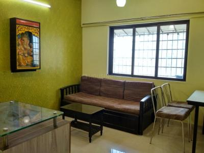 Gallery Cover Image of 430 Sq.ft 1 BHK Apartment for rent in Worli for 40000
