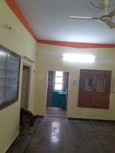 Gallery Cover Image of 750 Sq.ft 2 BHK Independent Floor for rent in Srirampuram for 12000