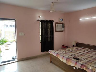 Gallery Cover Image of 600 Sq.ft 1 BHK Independent Floor for rent in Jangpura for 20000