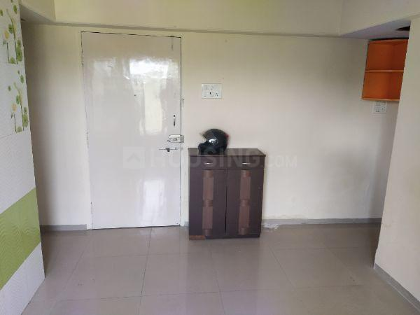 Living Room Image of 642 Sq.ft 1 BHK Apartment for rent in Borivali East for 18000