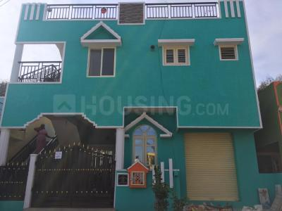 Gallery Cover Image of 1100 Sq.ft 2 BHK Independent Floor for rent in Battarahalli for 11500