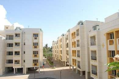 Gallery Cover Image of 740 Sq.ft 2 BHK Apartment for buy in Doshi Euphoria, Perungudi for 4800000
