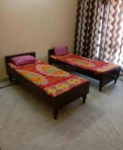 Bedroom Image of Ansh PG in Ghitorni