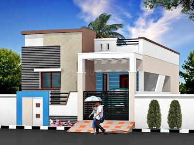Gallery Cover Image of 950 Sq.ft 1 BHK Independent House for buy in Guduvancheri for 2600000