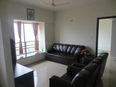 Gallery Cover Image of 1150 Sq.ft 2 BHK Apartment for rent in Banaswadi for 24000