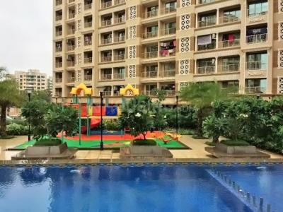 Gallery Cover Image of 625 Sq.ft 1 BHK Apartment for buy in Raj Exotica, Mira Road East for 5800000
