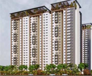 Gallery Cover Image of 1294 Sq.ft 2 BHK Apartment for buy in Whisper Valley for 3751306