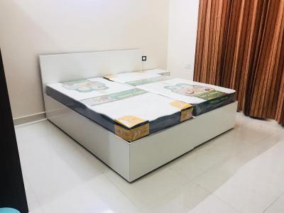 Bedroom Image of Ashwani PG in Sushant Lok I