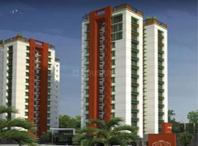 Gallery Cover Image of 1592 Sq.ft 3 BHK Apartment for buy in Pokkunnu for 8507171