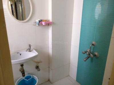 Bathroom Image of Konkan Residency in Kandivali West