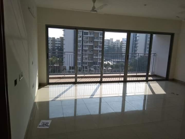 Living Room Image of 1450 Sq.ft 3 BHK Apartment for rent in Hadapsar for 32000