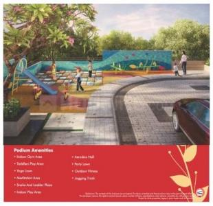 Gallery Cover Image of 1189 Sq.ft 3 BHK Apartment for buy in Legacy Lifespaces Bliss, Wakad for 9000000