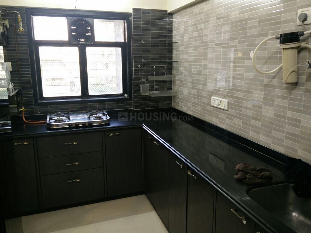 Kitchen Image of 1050 Sq.ft 2 BHK Apartment for buy in Kopar Khairane for 11000000
