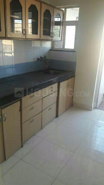 Kitchen Image of 1240 Sq.ft 2 BHK Apartment for rent in Mohammed Wadi for 16500