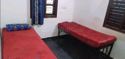 Bedroom Image of Manu Luxury PG in Hunasamaranahalli